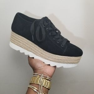Steve Madden Karma Espadrille Platform Sneakers